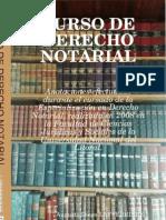 Curso de Derecho Notarial - Augusto Lafferriere[1][1]