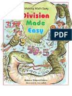 Division Made Easy (Making Math Easy)