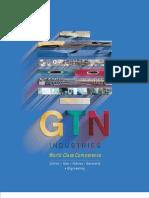 GTN Industries Brochure