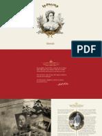 La Palina Cigars Brochure 2012
