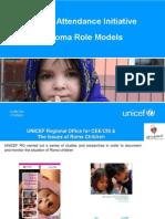 School Attendance Initiative Roma Role Models, Romania