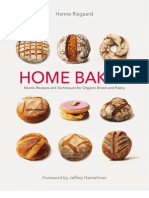 Jeffrey Hamelman's Foreword to Home Baked by Hanne Risgaard