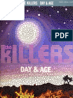 The Killers- Day & Age (Book)