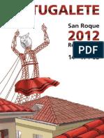 Portugalete (Vizcaya) programa Fiestas 2012