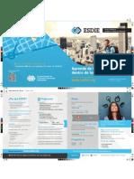 Información Institucional Escuela Superior de Desarrollo en Innovación ESDIE