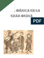 La Música en la Edad Media. 3º ESO