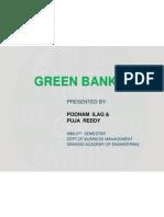 Green Banking Presentation