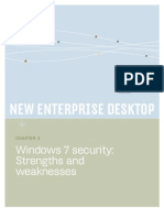 Windows 7 Security - Strengths and Weaknesses