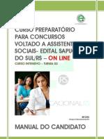 Manual Sapucaia- Turma On Line