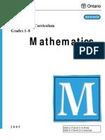 Math 18 Curr