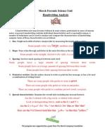 Handwriting Analysis1