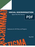 Social Discrimination