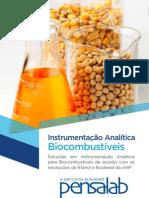 Instrumentação Analítica e Controle de Processo - Biocombustíveis
