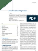 Radioanatomie du pancréas