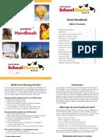Event Handbook 2013