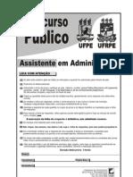 06 Assistente Em Administracao