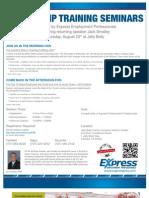 July August Member E-Sheets 2012