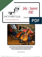 Durham Skywriter—July/August 2012