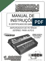 Manual Ab2500h