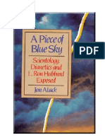 A Piece of Blue Sky - Scientology Exposed - Jon Atack