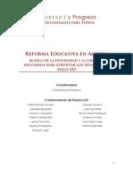 EDUCACION | Reforma Educativa en Acción - Libertad y Progreso