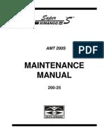 AMT-200S Maint Manual