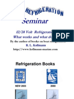 1224 Volt Refrigeration