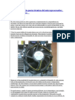 Cómo cambiar la pasta térmica del microprocesador