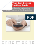 BYOD Best Practices