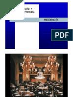diseño y equipamiento restaurantes