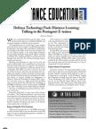 DER May 1 2001 Pentagon Parmentier