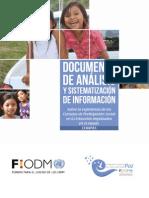 Sistematización Consejos de Participación Chiapas