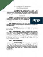 Ackerman Contract