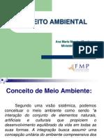 ESMP- Direito Ambiental