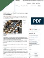 25-07-12 Multa Profeco Con 16 Mdp a Distribuidores de Gas LP y Gasolineras