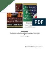 Clash of Civilizations Book Review