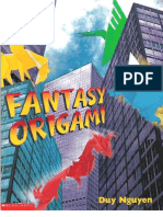 Duy Nguyen - Fantasy Origami