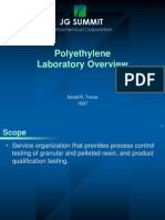 PE Laboratory Overview