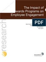 The Impact of Awards on Employee