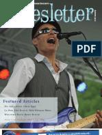 Bluesletter August 2012