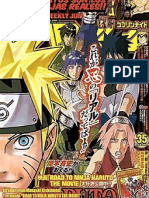 Naruto Manga 595