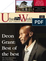 Urban Pro Weekly July 26, 2012