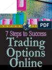 7 Steps to Sucess Trading Options