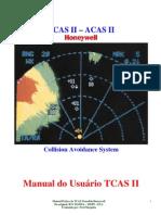manual do usuário tcas ii