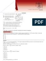 ProvaITA Mat 2012 resolvida