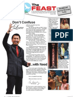 The Feast - July 29, 2012 Issue