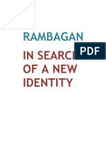 Rambagan Study Report - March 2012