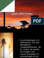 Antropologia Del Cuidado- Enfermedad - Cultura Mapuche