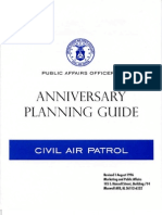 CAP Anniversary Planning Guide (1996)