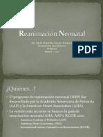 01 09 Reanimación Neonatal